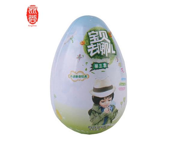 蛋形90x60mm糖果巧克力千贏娛樂