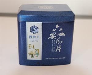 定制茶叶铁罐