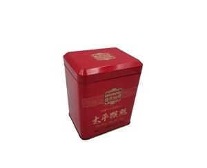 方形猴魁茶叶beplay软件下载11*9.5*13.5