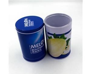 圆形种子罐包装盒