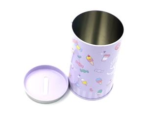 圆形75*123 储钱罐 儿童食品礼品包装