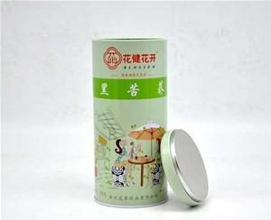 茶叶包装铁罐定做