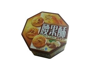 八角形饼干铁罐厂家