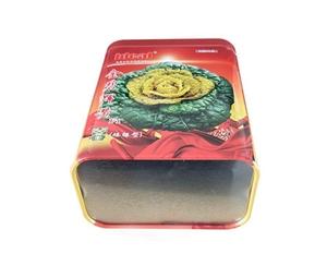 方形种子铁罐制作