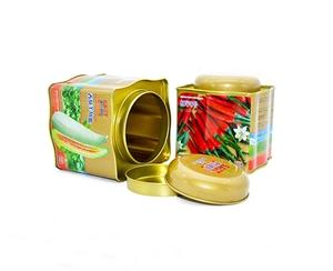 铁罐种子罐