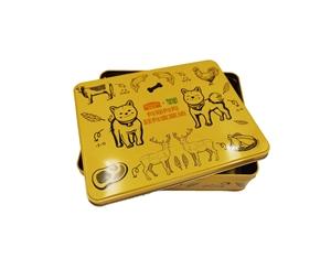 宠物粮食铁罐